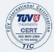 TUV International Certification
